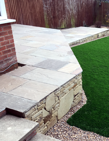Dodworth Patio south yorkshire