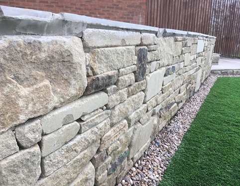 south yorkshire dry stone walling