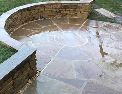 garden design and construction penistone, barnsley